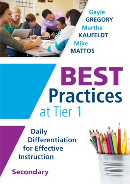 Best Practices at Tier 1, Secondary