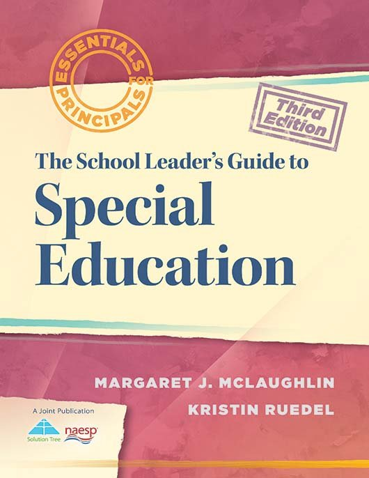 The School Leader's Guide to Special Education