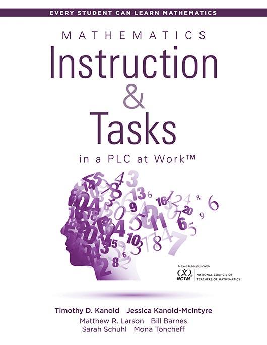 Mathematics Instruction and Tasks