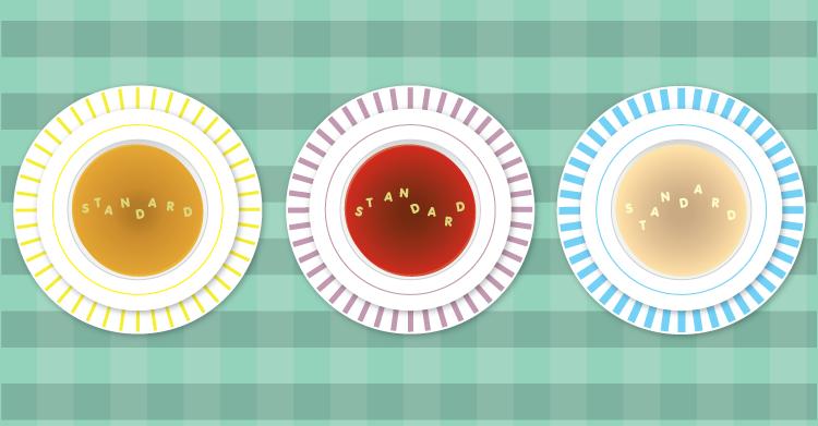 Standard-based soup