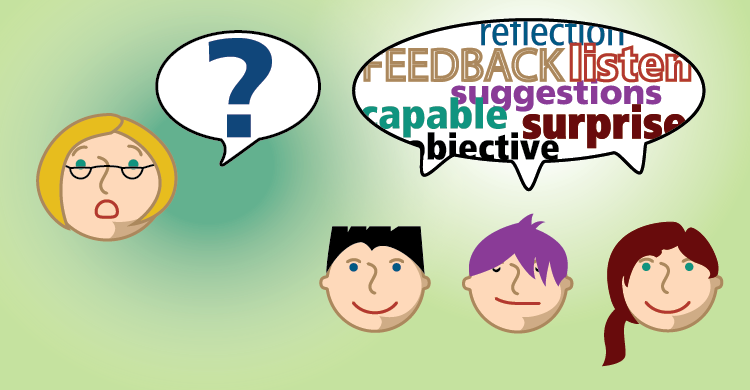 Get feedback from students