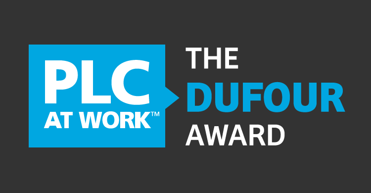 PLC at Work: The DuFour Award