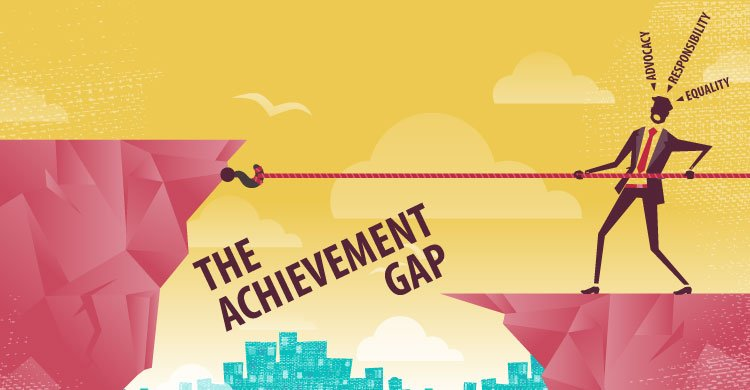 Equity, responsibility, and advocacy can help close the achievement gap.