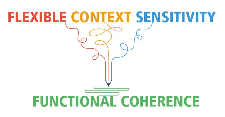 Flexible Context Sensitivity and Functional Coherence in Student Projects