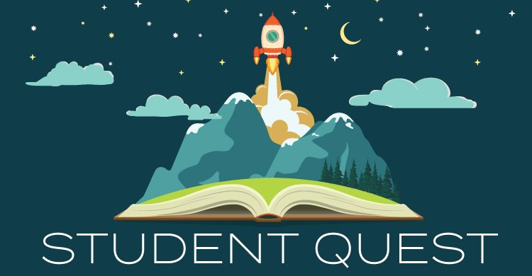 Use learning goal maps to launch students' quests