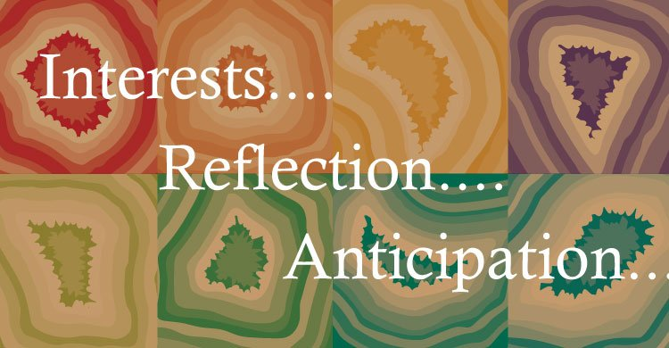 Interest, reflection, anticipation