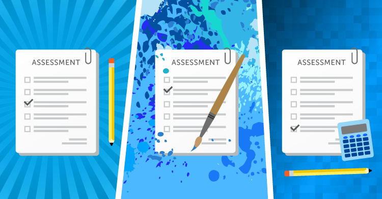 How to differentiate assessment