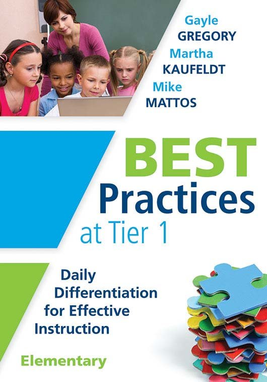 Best Practices at Tier 1, Elementary
