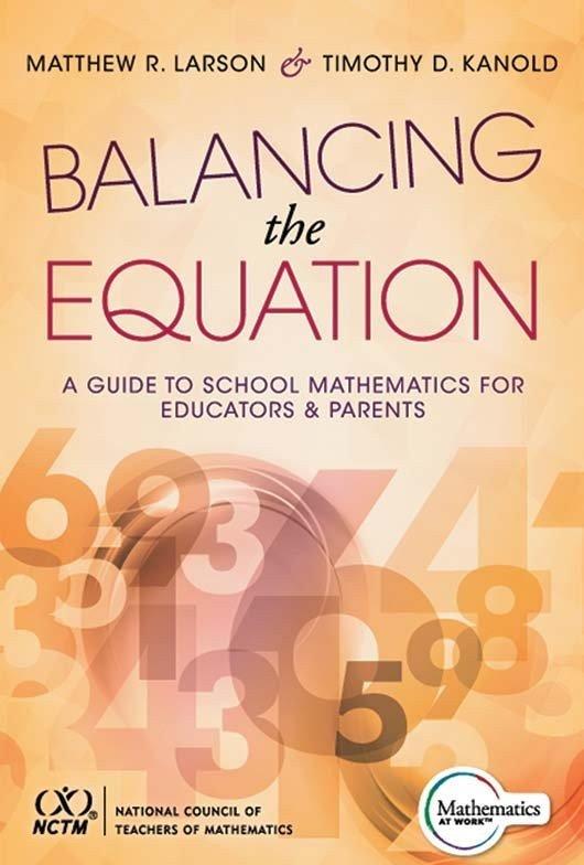 Balancing the Equation