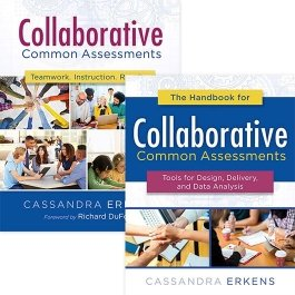 Collaborative Common Assessments Bundle