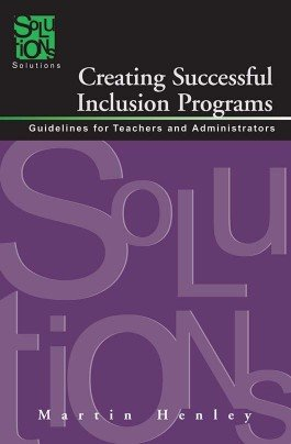 Creating Successful Inclusion Programs