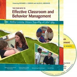 The Four Keys to Effective Classroom and Behavior Management