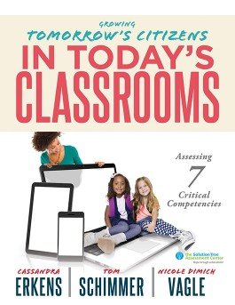Growing Tomorrow's Citizens in Today's Classrooms reproducibles