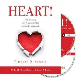 HEART! [DVD/CD/Facilitator's Guide/Book]