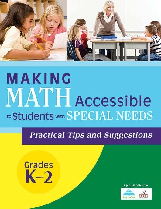 Making Math Accessible to Students With Special Needs
