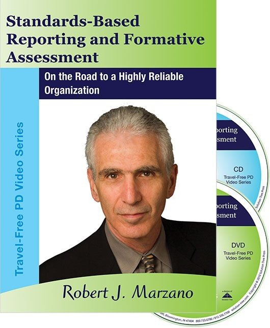 Standards-Based Reporting and Formative Assessment