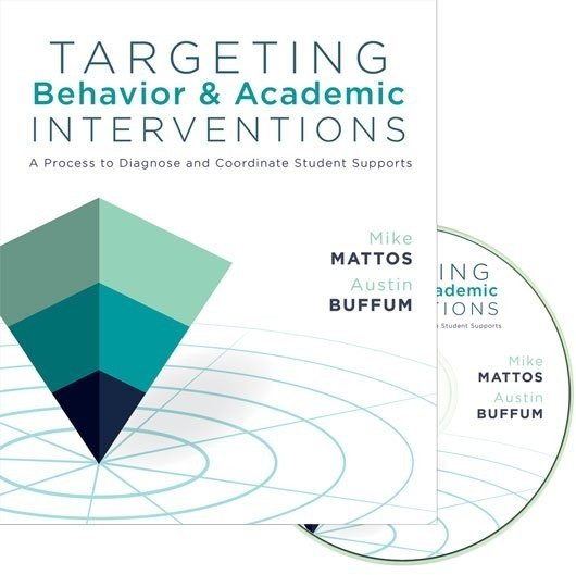 Targeting Behavior and Academic Interventions [DVD/CD/Facilitator's Guide]