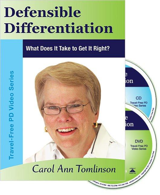 Defensible Differentiation