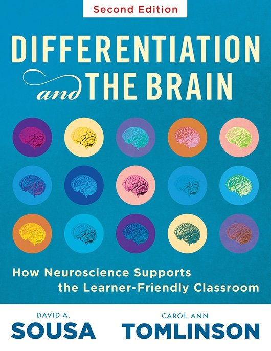Differentiation And The Brain 2nd Ed David A Sousa Carol Ann