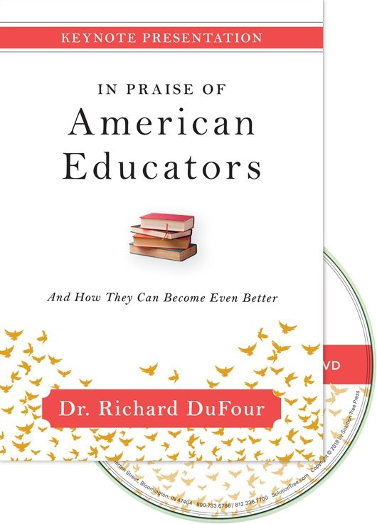 In Praise of American Educators [DVD]