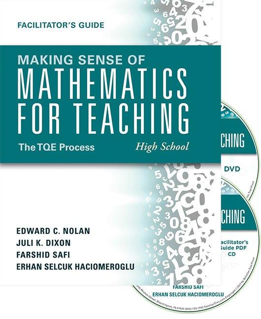 Making Sense of Mathematics for Teaching High School: The TQE Process