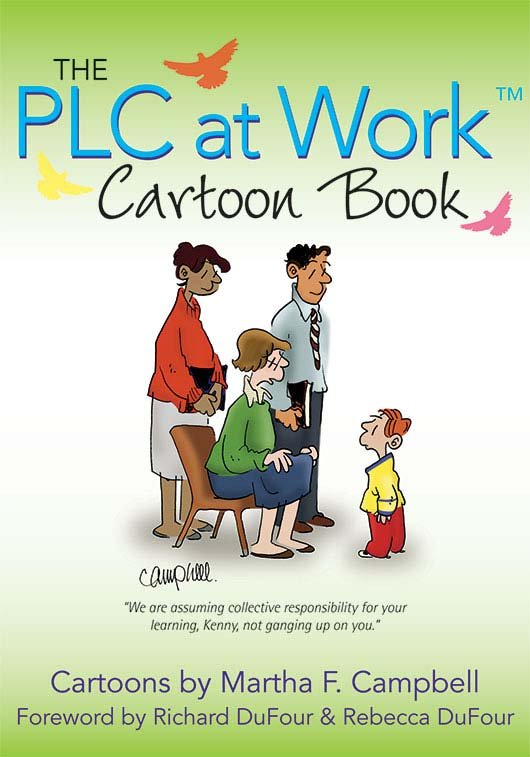 The PLC at Work® Cartoon Book