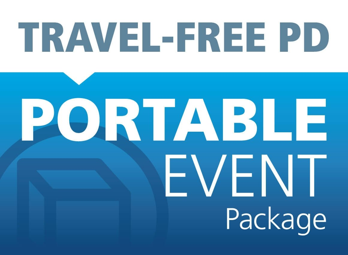 RTI at Work™ Portable Event Package