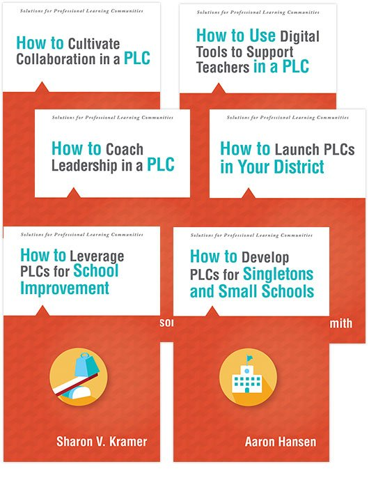 Solutions for Professional Learning Communities series
