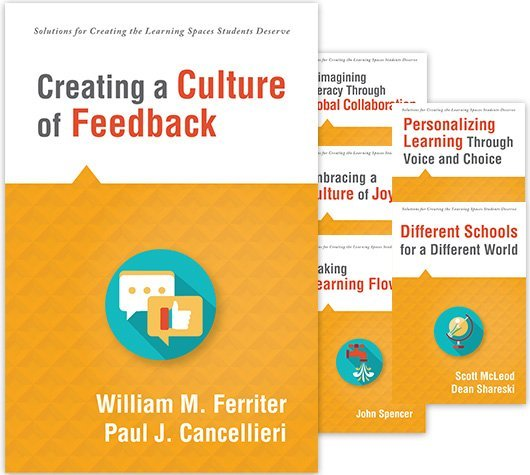 Solutions for Creating the Learning Spaces Students Deserve series