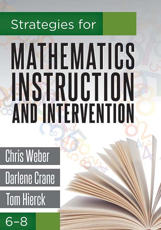 Strategies for Mathematics Instruction and Intervention, 6-8