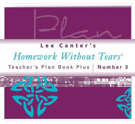 Teachers Plan Book Plus #3
