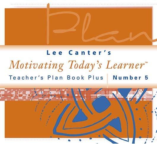 Teachers Plan Book Plus #5
