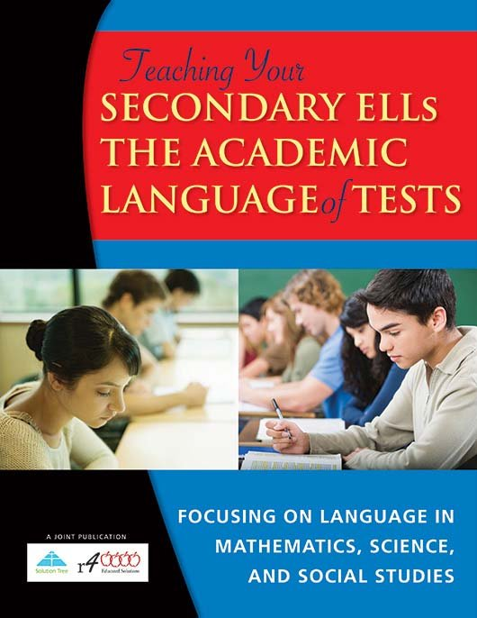 Teaching Your Secondary ELLs the Academic Language of Tests