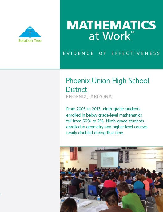 Phoenix Union High School District Success Story
