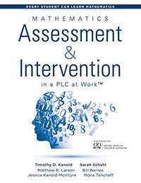 Mathematics Assessment and Intervention