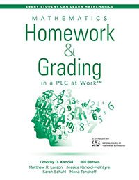 Mathematics Homework and Grading