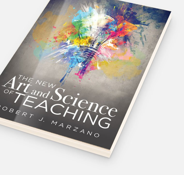 The New Art and Science of Teaching book cover