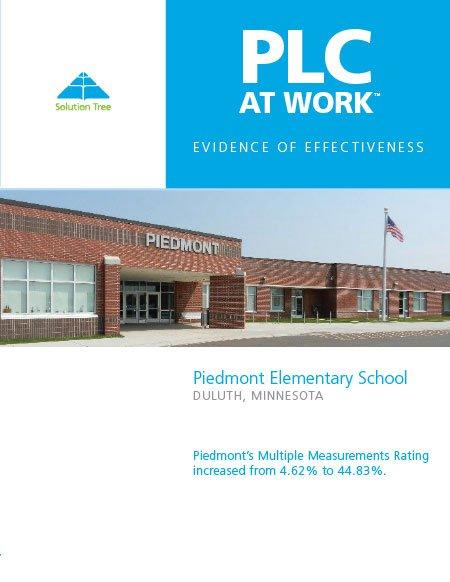 Piedmont Evidence of Effectiveness