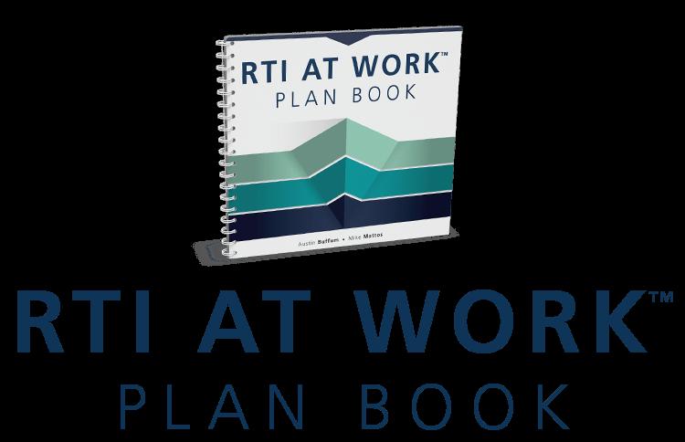 RTI Plan Book