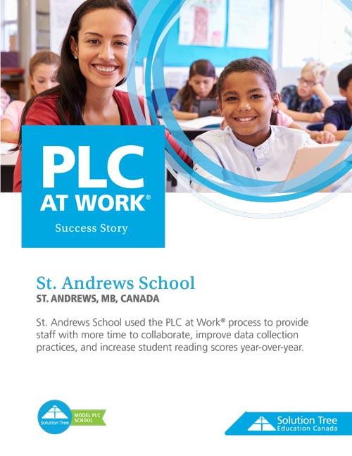 PLC Case Study: St. Andrews School