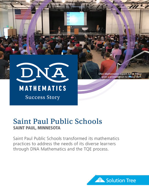 DNA Case Study: St. Paul Public Schools