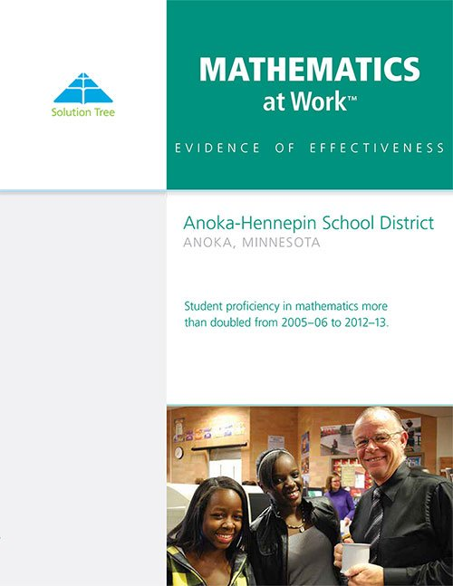 Math at Work Case Study: Anoka-Hennepin School District
