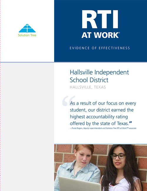 Hallsville Independent School District Success Story