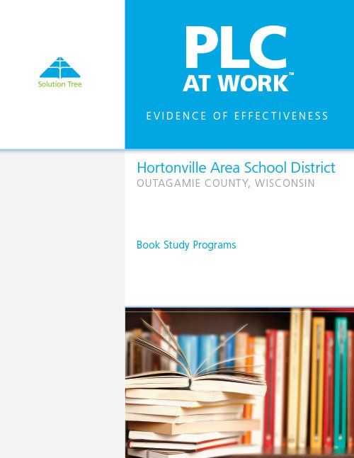 PLC Case Study: Hortonville Area School District