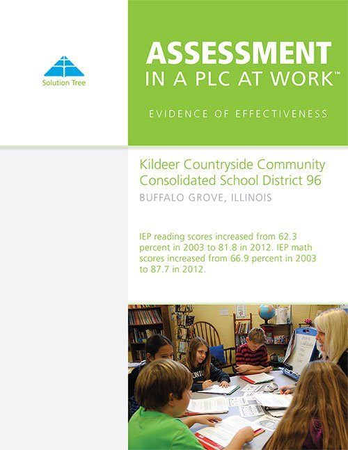 PLC Assessment Case Study: Kildeer Countryside Community Consolidated School District 96