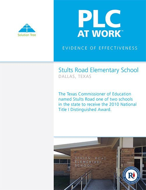 PLC Case Study: Stults Road Elementary School
