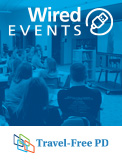 Travel-Free PD Wired Events